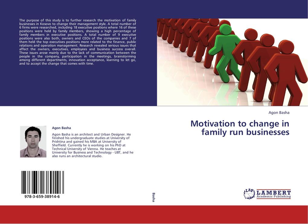 Motivation to change in family run businesses a...