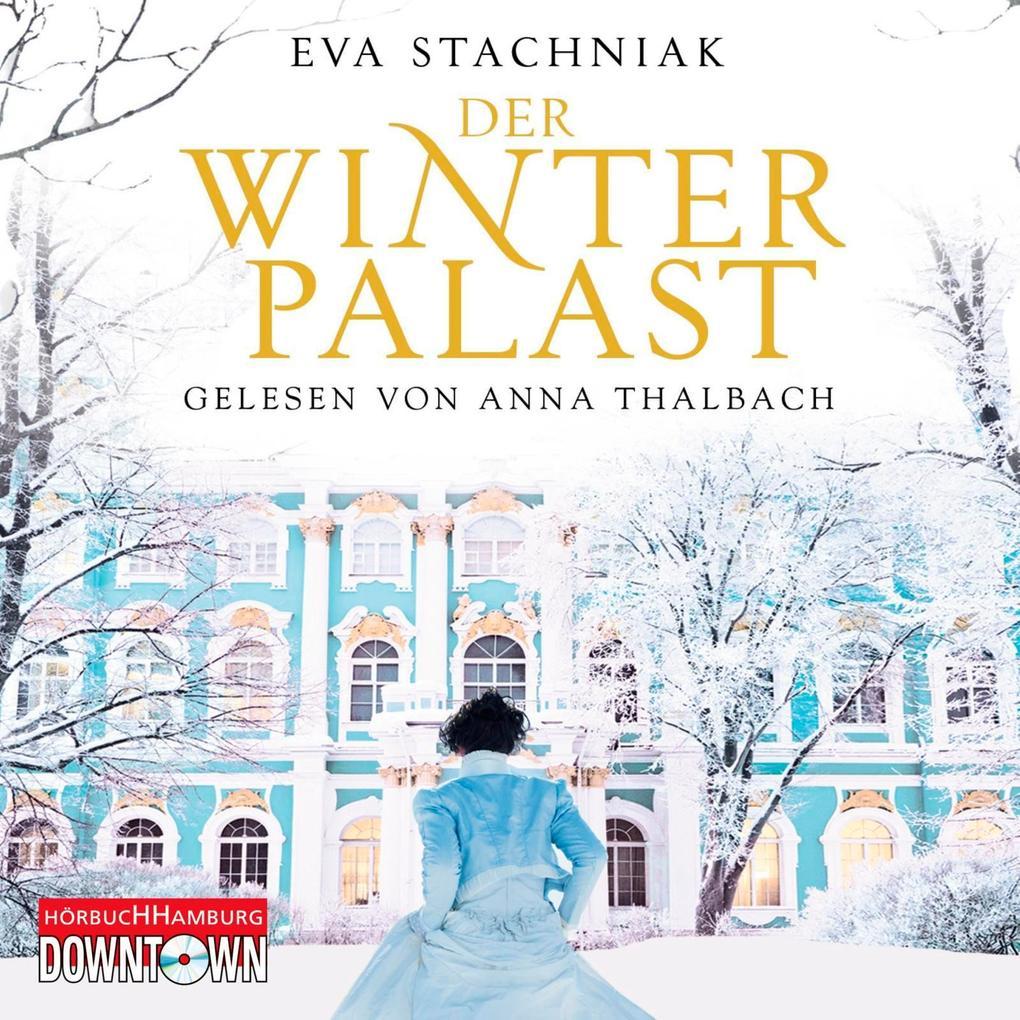 Der Winterpalast als Hörbuch CD