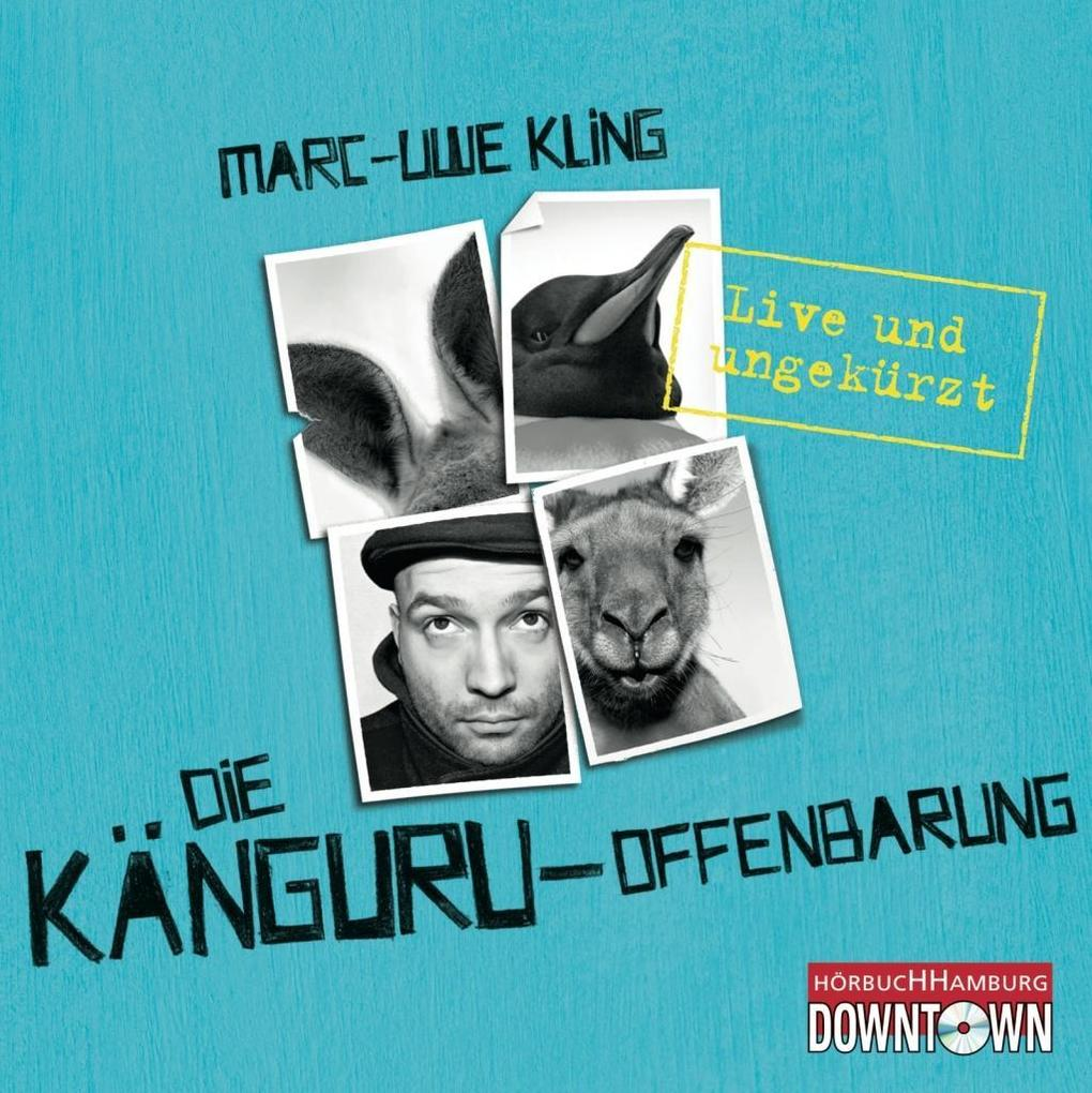 Die Känguru-Offenbarung als Hörbuch CD