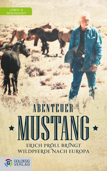 Abenteuer Mustang als Buch