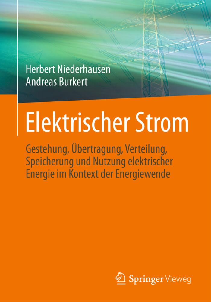 Elektrischer Strom als Buch