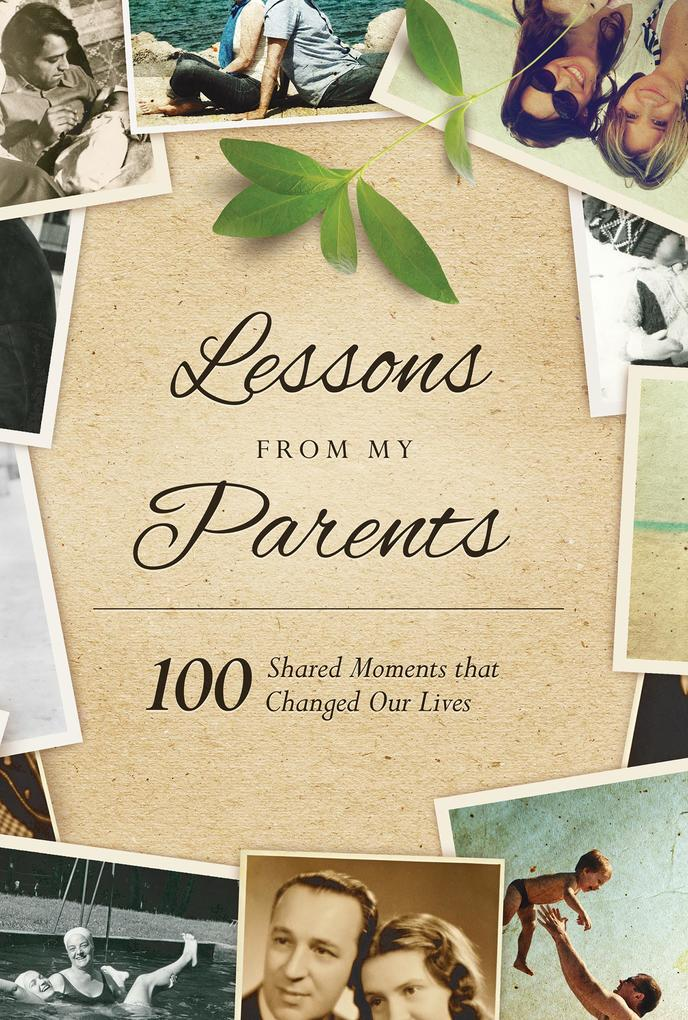 Lessons From My Parents als eBook Download von