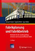 Fabrikplanung und Fabrikbetrieb