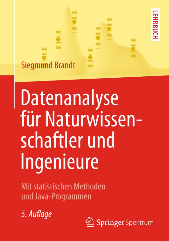 Datenanalyse für Naturwissenschaftler und Ingen...
