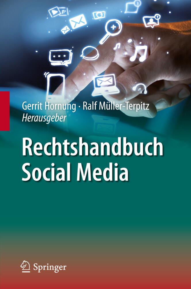Rechtshandbuch Social Media als Buch von