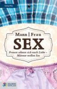Mann Frau - Sex als eBook