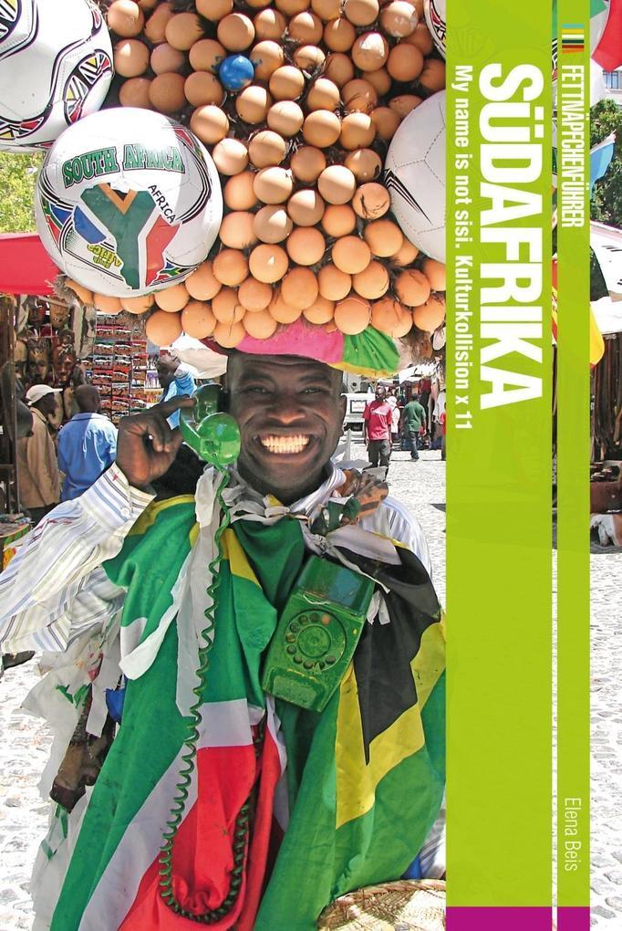 Fettnäpfchenführer Südafrika als Buch