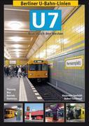 Berliner U-Bahn-Linien: U7