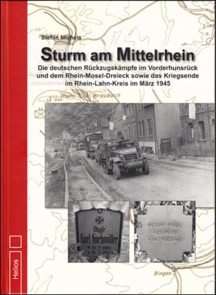 Sturm am Mittelrhein als Buch von Stefan Michels