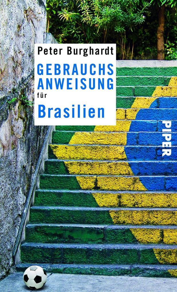 Gebrauchsanweisung für Brasilien als Taschenbuc...