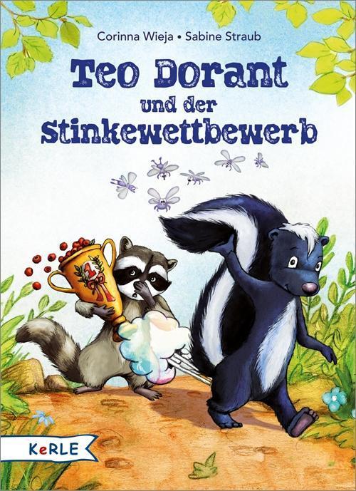 Teo Dorant und der Stinkewettbewerb als Buch