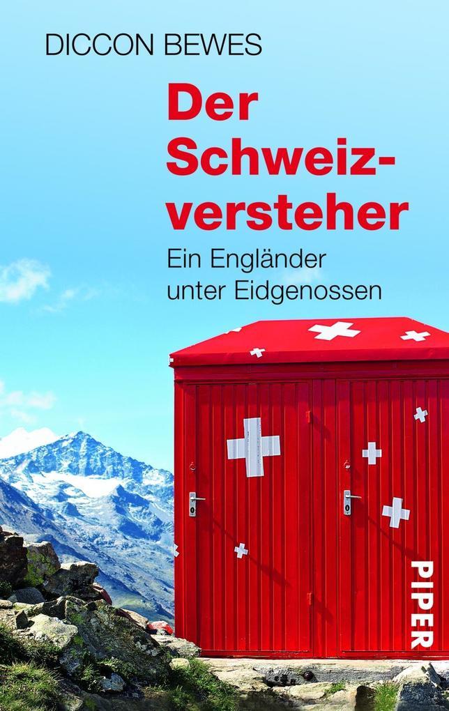 Der Schweizversteher als Taschenbuch