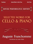 Selected Works for Cello and Piano