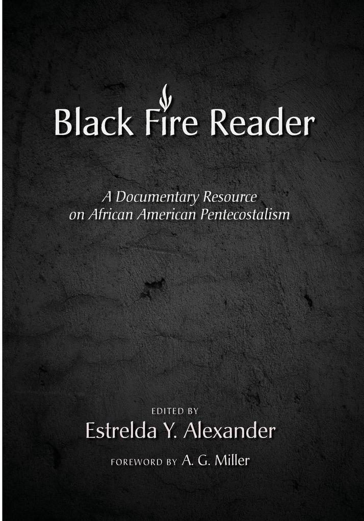 The Black Fire Reader als Taschenbuch von