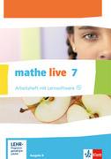 mathe live. Arbeitsheft mit Lösungsheft und Lernsoftware 7. Schuljahr. Ausgabe N