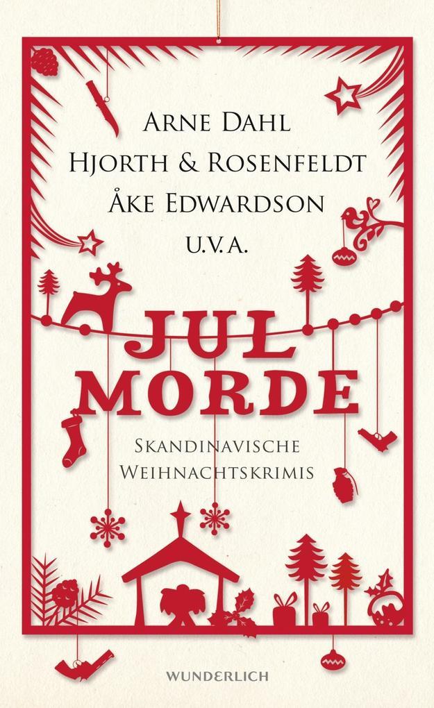 Jul-Morde als Buch