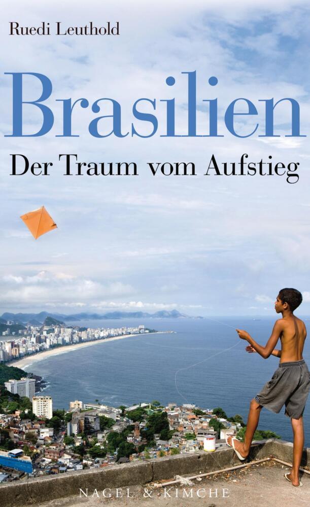 Brasilien als Buch von Ruedi Leuthold