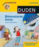 """Lesedetektive """"Leseanfang"""", Bärenstarke Anna"""