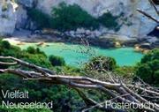 Vielfalt Neuseeland - Posterbuch (Posterbuch DIN A4 quer)