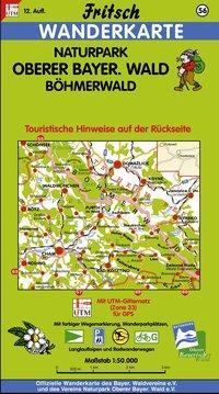 Naturpark Oberer Bayerischer Wald / Böhmerwald ...