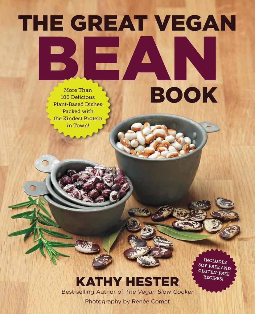 The Great Vegan Bean Book als eBook Download vo...