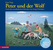 Peter und der Wolf. Mit CD