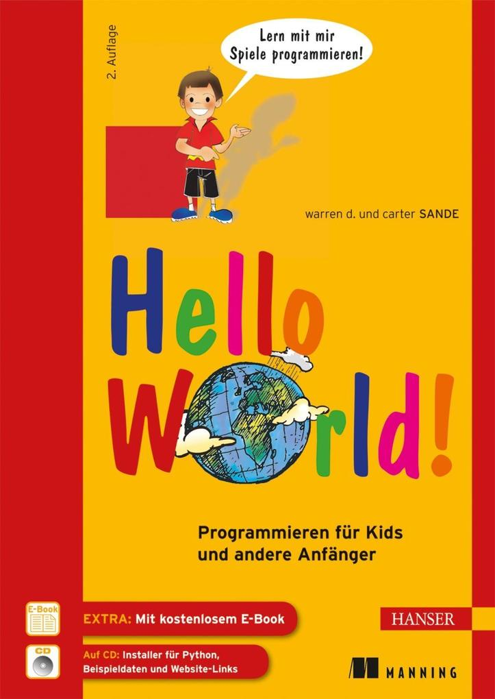 Hello World! als Buch von Warren Sande, Carter ...