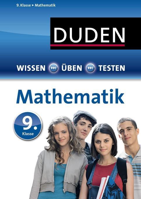 Duden Wissen - Üben - Testen: Mathematik 9. Klasse als Mängelexemplar