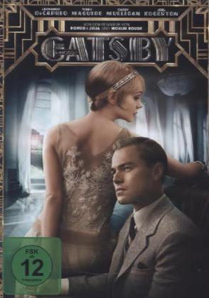 Der grosse Gatsby als DVD