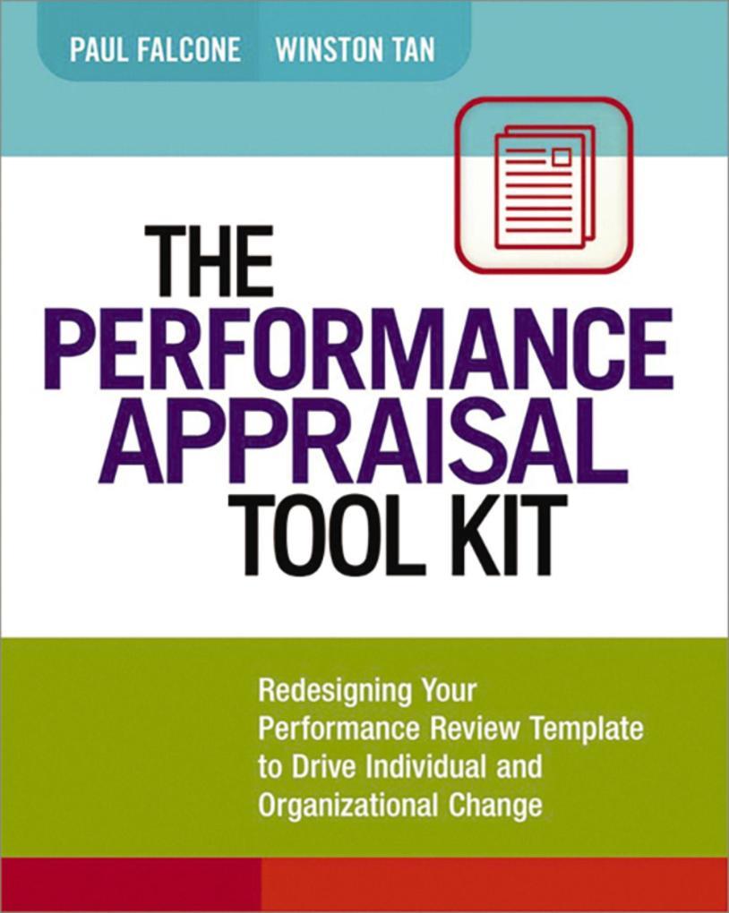 The Performance Appraisal Tool Kit als eBook Do...