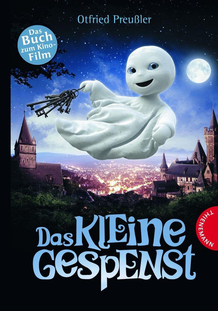 Das kleine Gespenst, Buch zum Film als Buch von...