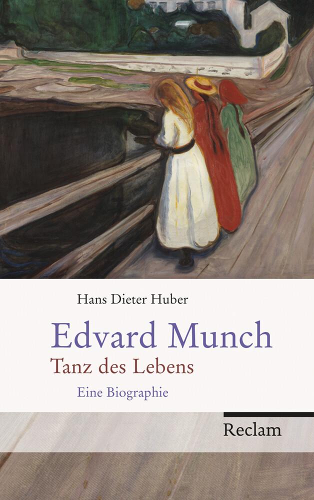 Edvard Munch als Buch von Hans Dieter Huber