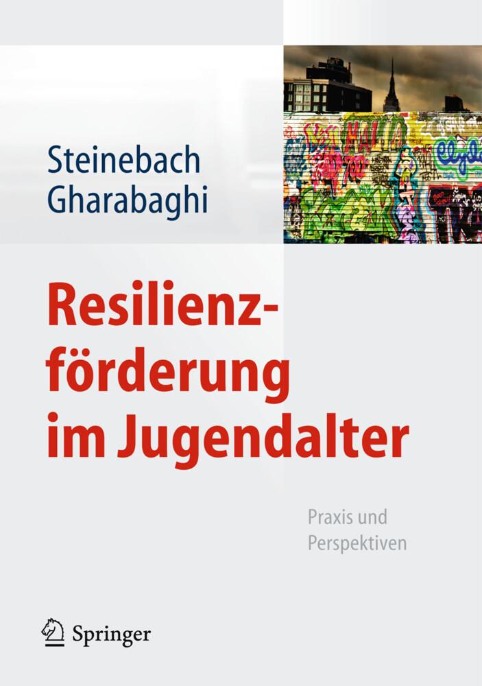 Resilienzförderung im Jugendalter als Buch von