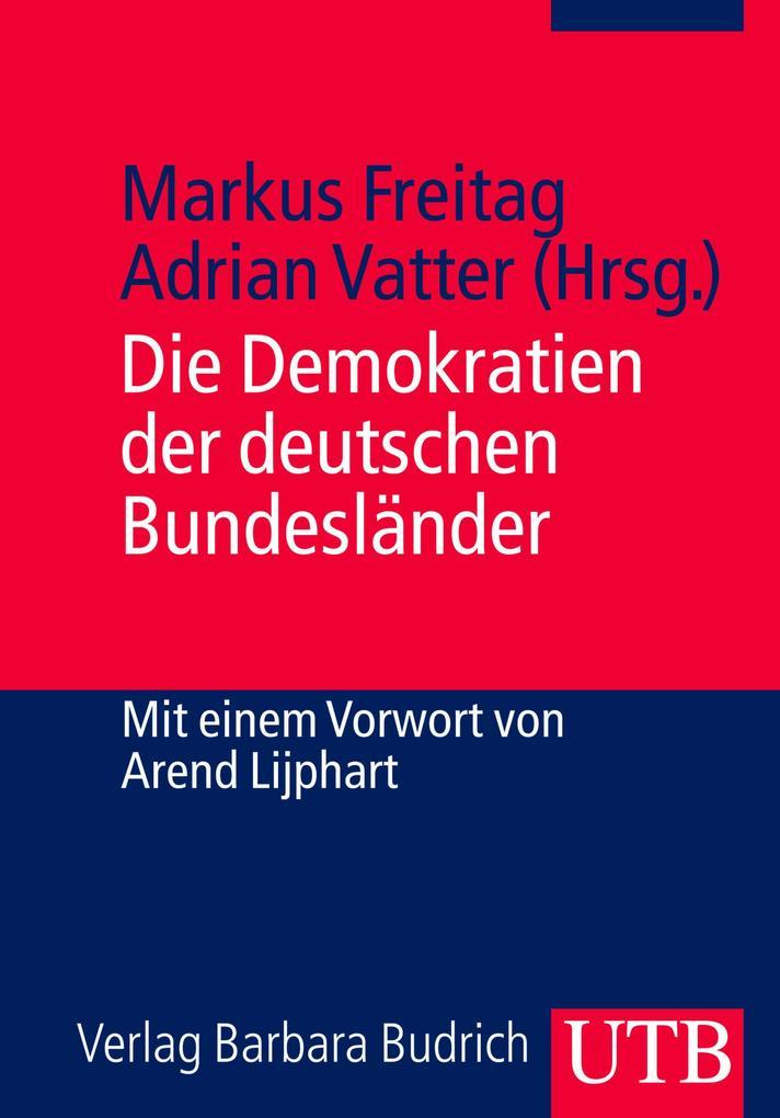 Die Demokratien der deutschen Bundesländer als ...