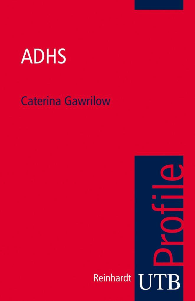 ADHS Caterina Gawrilow Author
