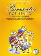 Romantic Pop Piano. Gold Edition