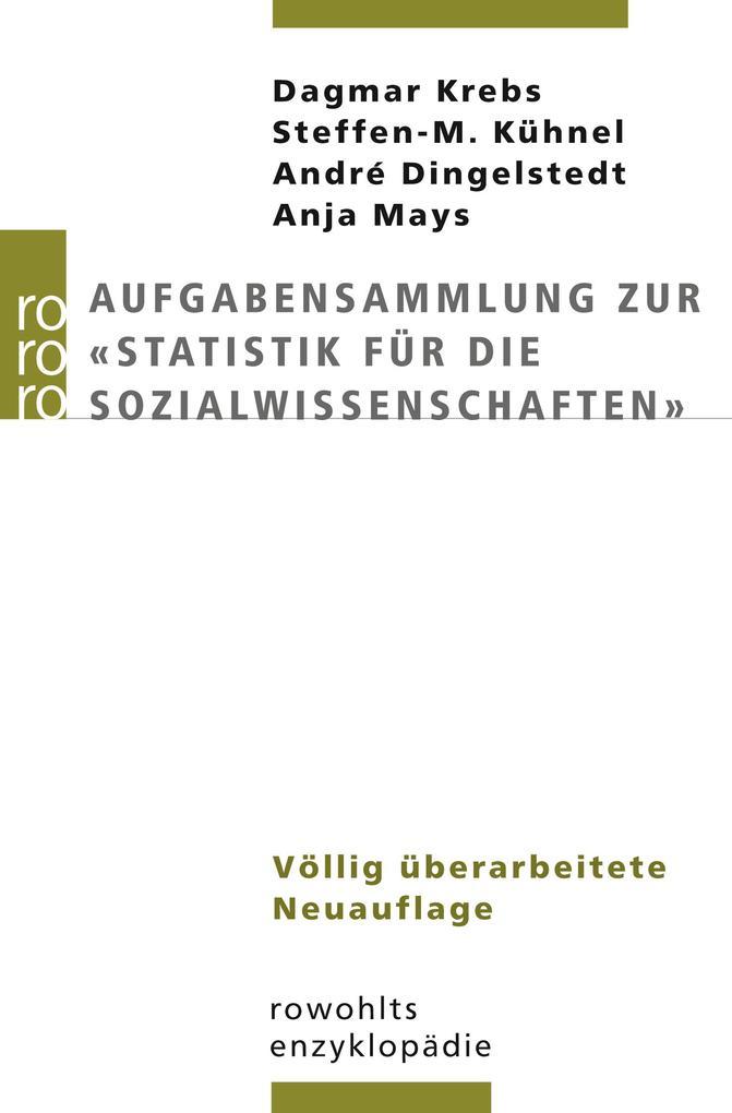 Aufgabensammlung zur Statistik für die Sozialwi...