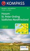 Husum / Sankt Peter-Ording / Südliches Nordfriesland 1 : 50 000