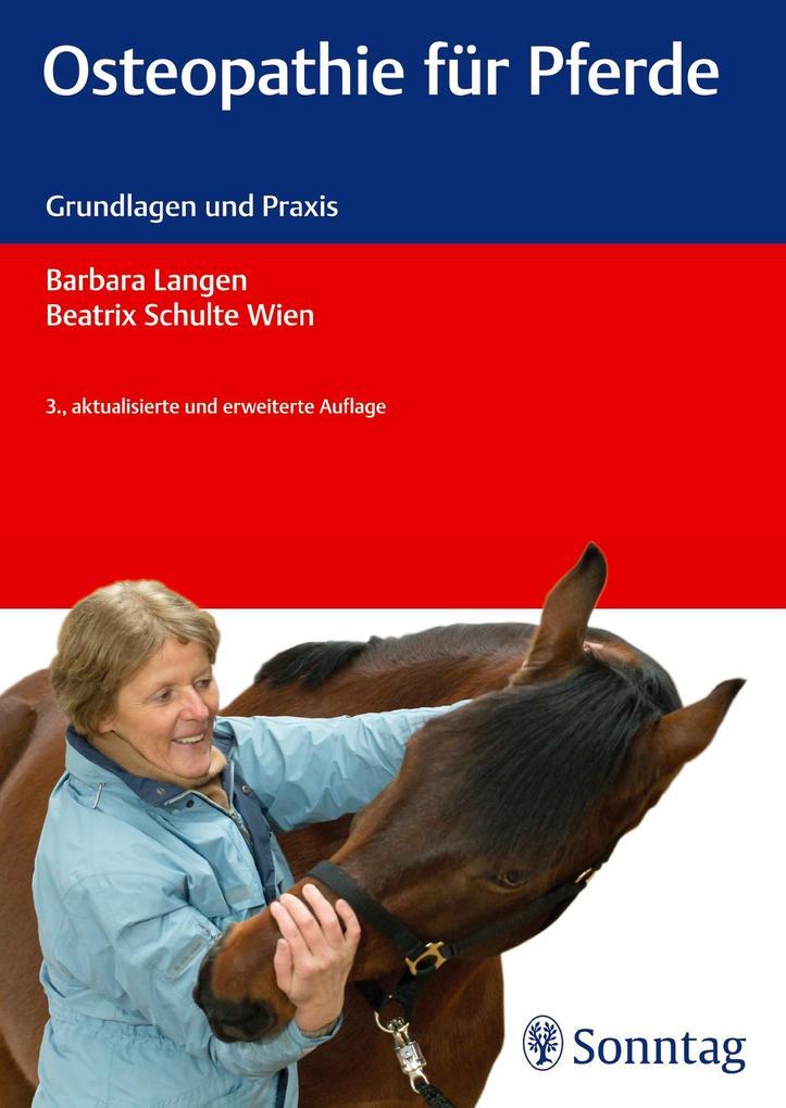 Osteopathie für Pferde als Buch von Barbara Lan...