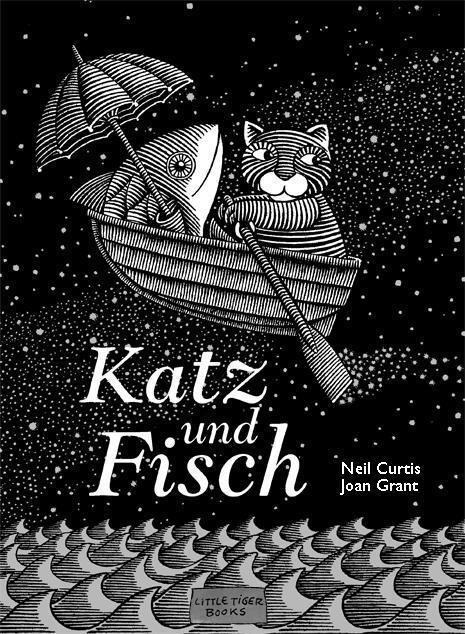 Katz und Fisch als Buch von Joan Grant