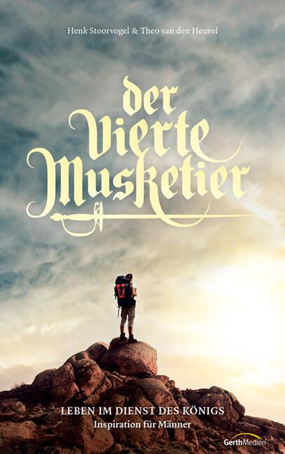 Der vierte Musketier als Buch von Henk Stoorvog...