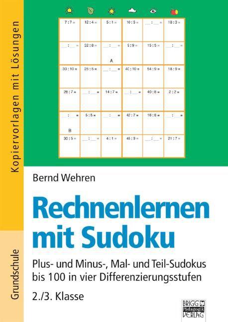 Rechnenlernen mit Sudoku 2./3. Klasse als Buch ...