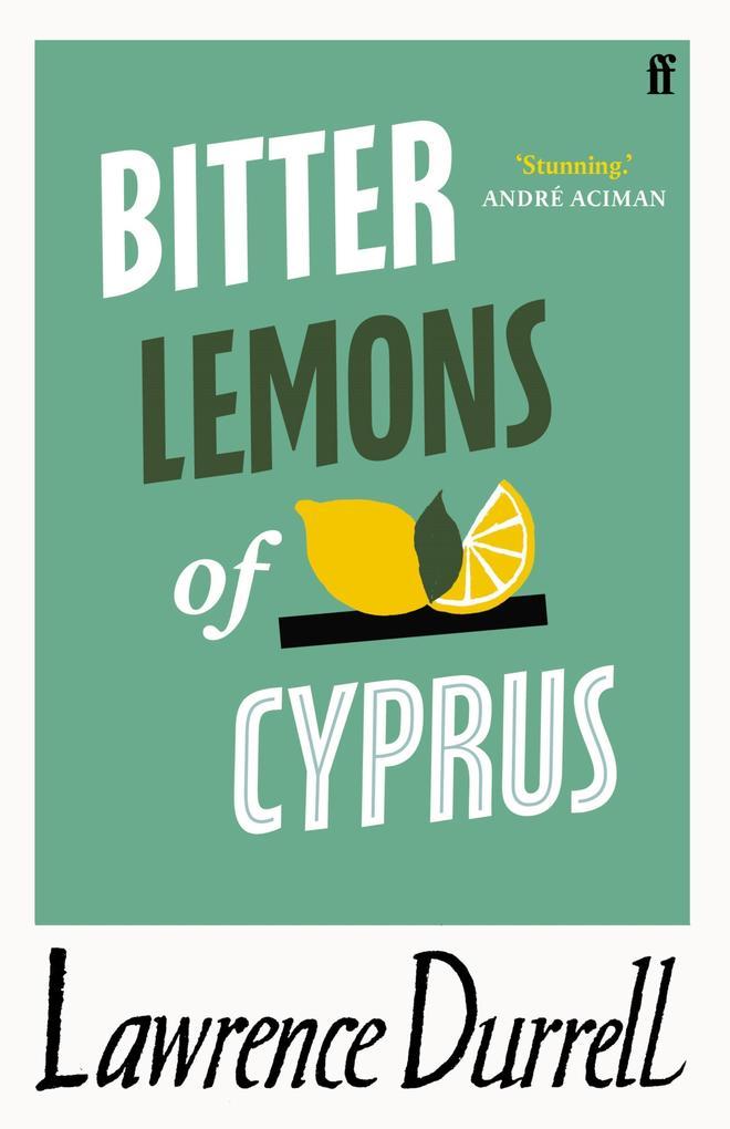 Bitter Lemons of Cyprus als eBook Download von ...