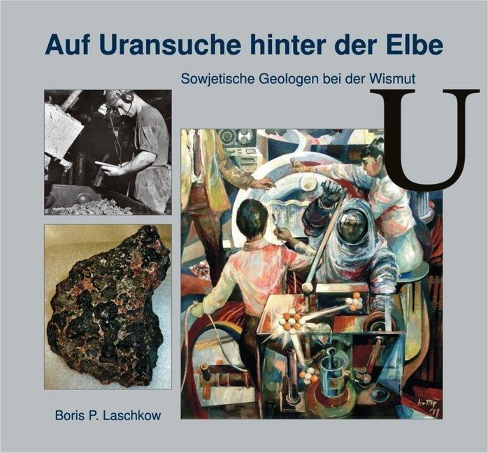 Auf Uransuche hinter der Elbe als Buch