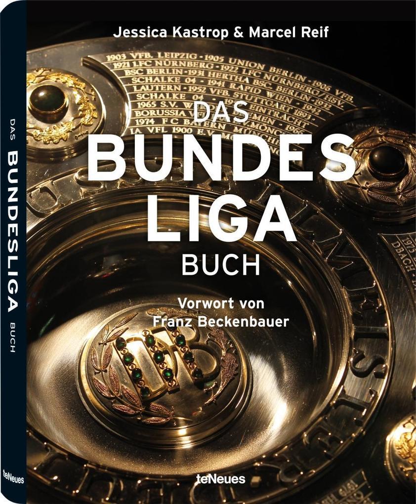 Das Bundesliga Buch, Collector´s Edition als Bu...