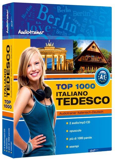 Audiotrainer Deutsch als Fremdsprache Italienis...