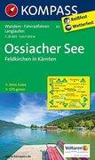 Ossiacher See, Feldkirchen in Kärnten 1 : 25 000