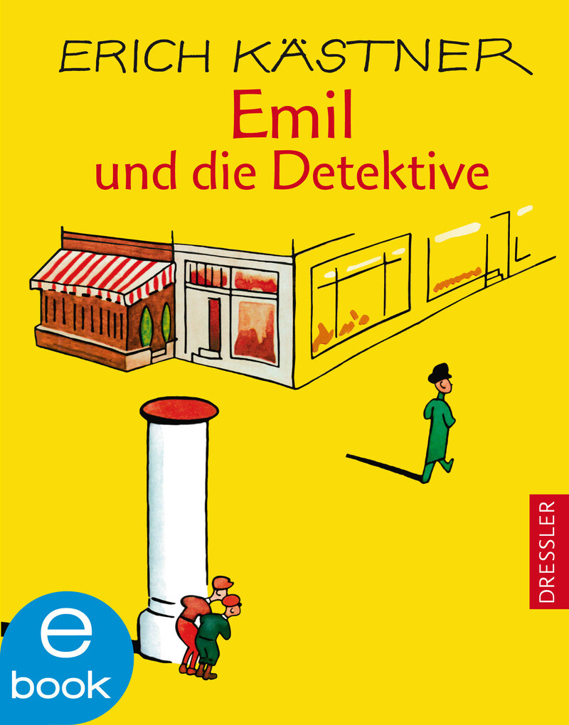 Emil und die Detektive als eBook