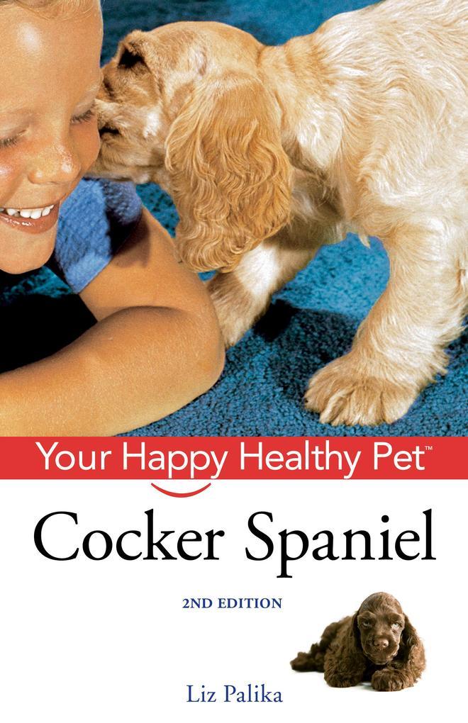 Cocker Spaniel als eBook Download von Liz Palika