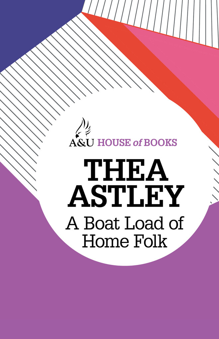 A Boat Load of Home Folk als eBook Download von...